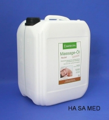 Massageöl, Esana SPA, neutral, 10 Liter, Kanister