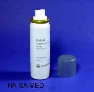 Stoma-Spray, Brava Pflasterentfernerspray, 50ml